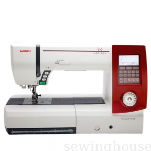 Janome Memory Craft 7700 QCP Horizon