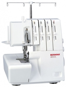 Оверлок Bernina 800/880 DL