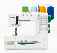 Распошивальная машина Janome Cover Pro 7 Plus